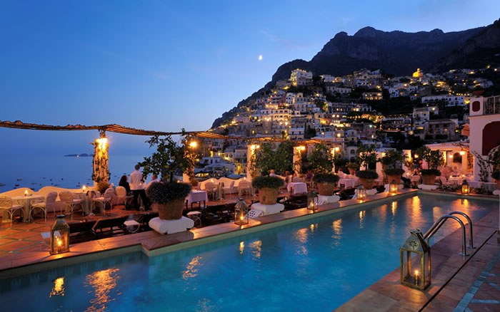 Travel: Le Sirenuse, Amalfi Coast, Italy - one of those quintessential honeymoon destinations