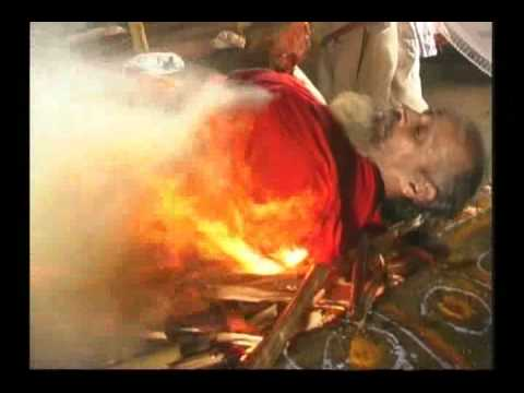 THE SUPERNATURAL FIRE YOGI OF TANJORE : HOAX OR FACT