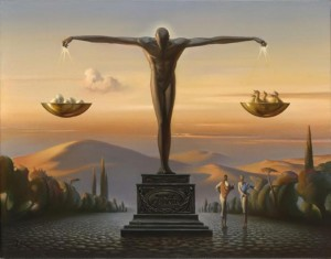 Vladimir+Kush+1965+-+Russian+painter+-+The++Surreal+Landscapes+-+Tutt'Art@