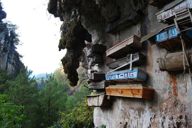 Travel: The Hanging Coffins of Sagada, Philippines