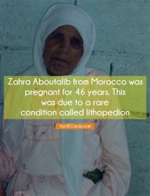 A 91 y.o. Chilean and a 75y.o. Moroccan Women Who Gave Birth To A Mummy - Unbelievabe Facts