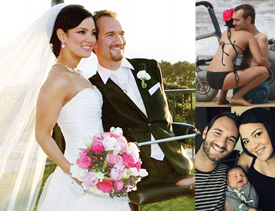 Nick vujicic spouse