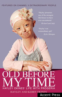 Progeria: AGE BEFORE MY TIME, 1 IN A MILLION