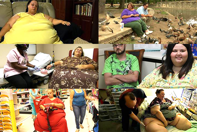 10 People of My 600lb Life