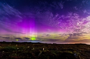 (X)breathtaking sights9- Scotland- It's a rare sight but when visible the sky in Caithness is -- From the jaw-dropping particle collisions of the Northern Lights in