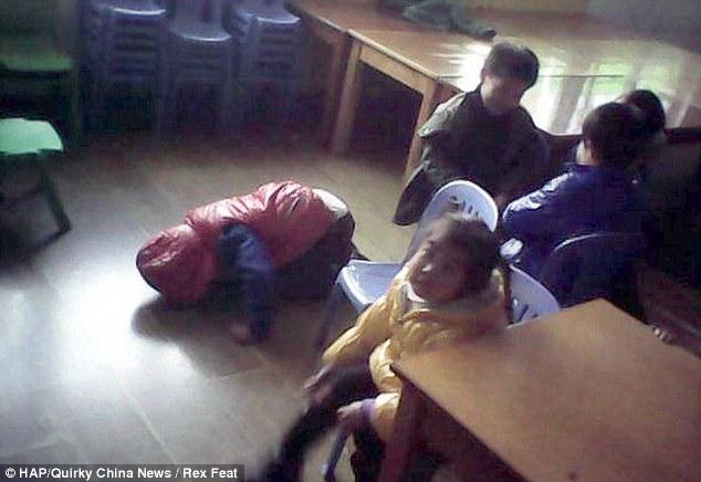 People: 11 Sadistic School Teacher Photos