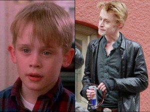 MacaulayCulkin is 33 years old and best known for his role as Kevin McCallister in the Home Alone movies.