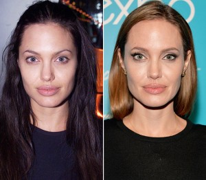 Angelina Jolie at 39 in 2014