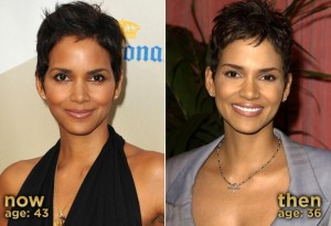 Halle Berry at 48 in 2014