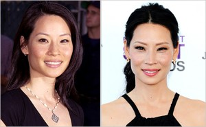 Lucy Liu at 46 in 2014