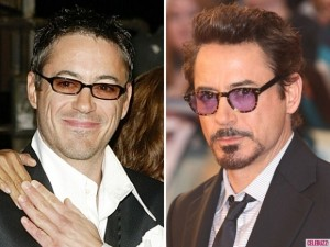 Robert Downey at 49 in 2014
