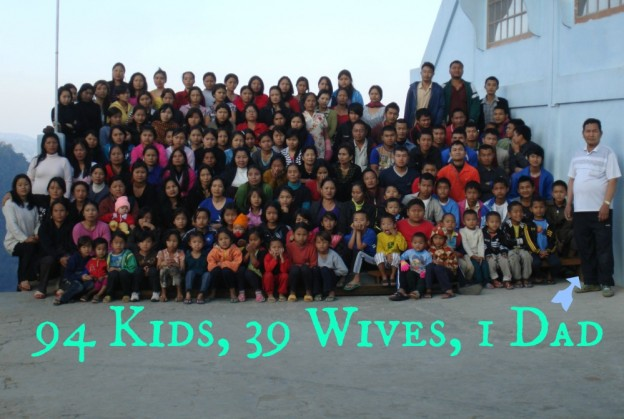 The World's Largest Family Has 94 Kids And Counting