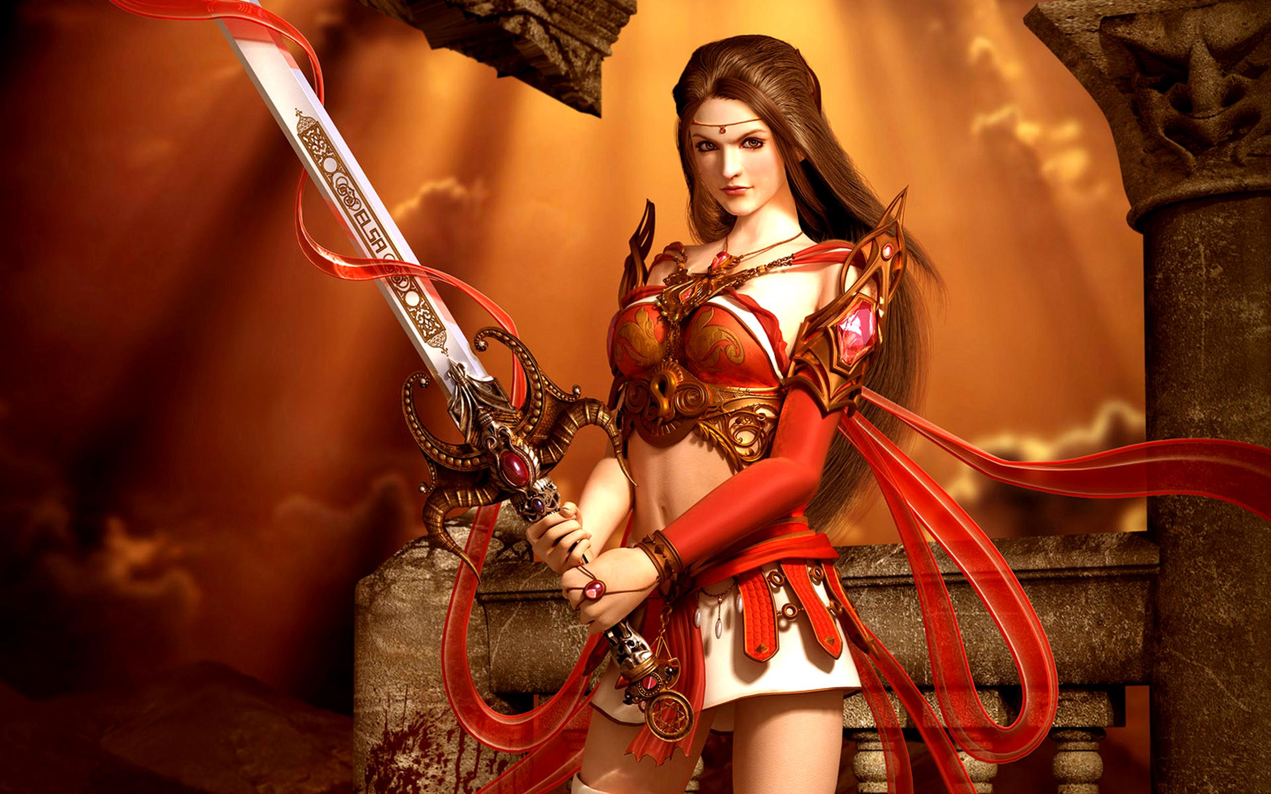 Warrior's Desire