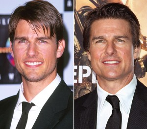 Tom Cruise at 52 in 2014