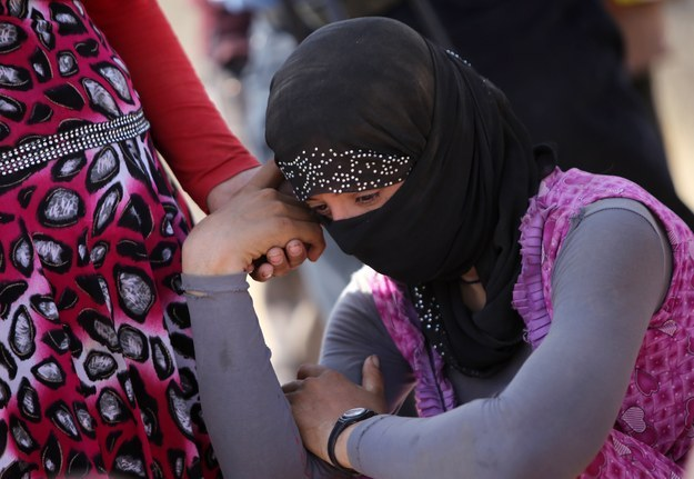 Torture, Sexual Abuse And Slavery Driving ISIS' Yazidi Victims To Suicide