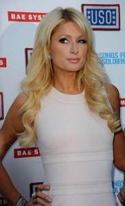 Paris Hilton Defect: lazy eye