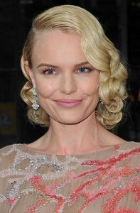 Kate Bosworth Defect: eyes of different color