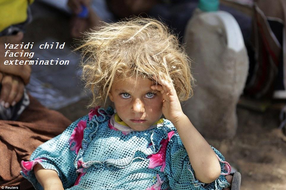 Genocide of Kurdish and Yazidi: A Racial Hatred??