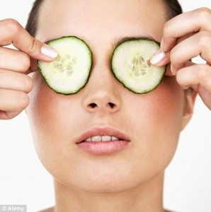 Homegrown beauty: Women will go to extreme lengths to improve their looks, a study revealed today