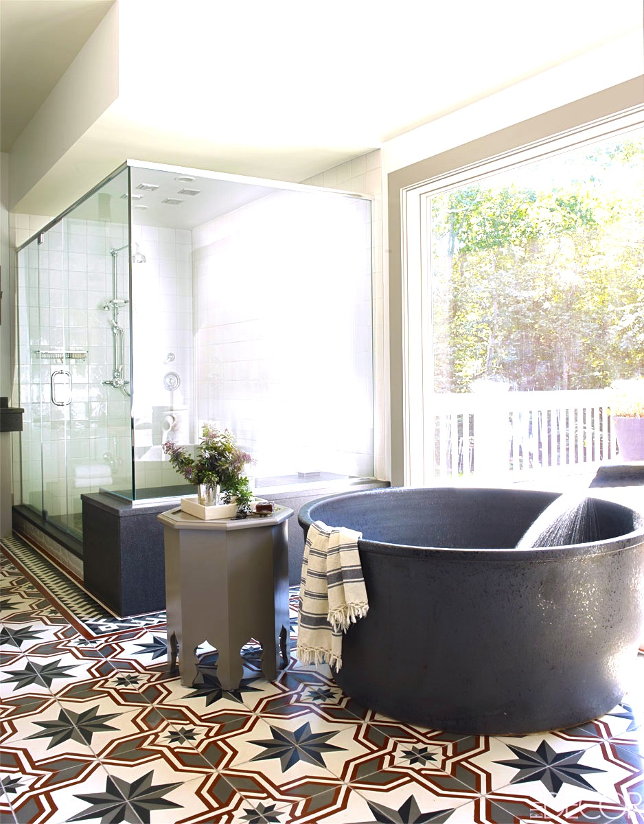 10 Drool-Worthy Celebrity Bathrooms