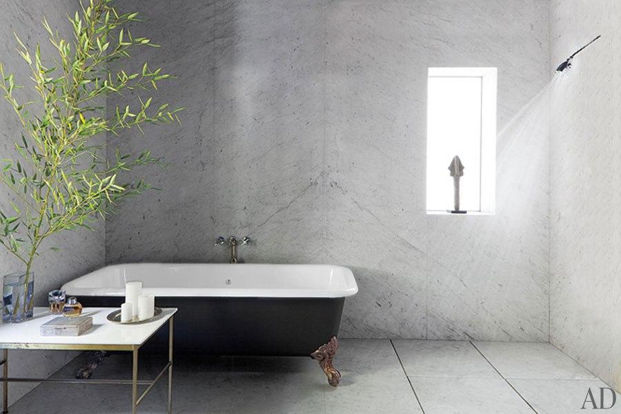 10 drool worthy celebrity bathrooms for Bathroom ideas catalogue