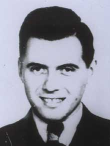 Mengele fled Europe for South America in the face of the Red Army advance in January 1945