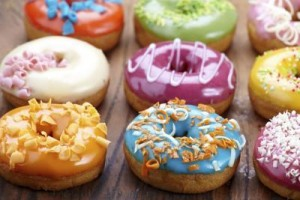 Avoid foods with refined sugar to lessen acidity. Photo Credit Maris Zemgalietis/iStock/Getty Images