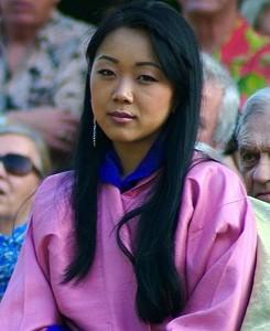 Princess Ashi Sonam Dechan Wangchuck of bhutan