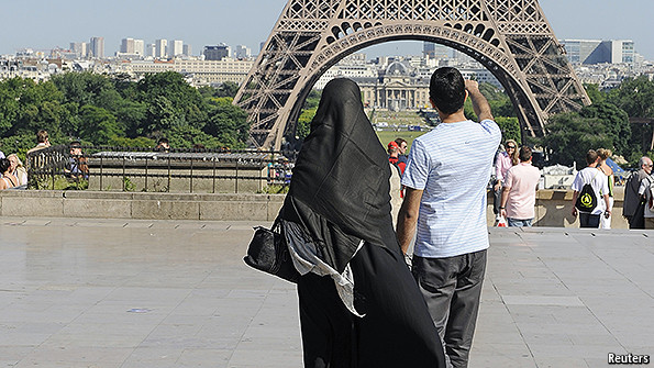 Why the French are so strict about Islamic head coverings