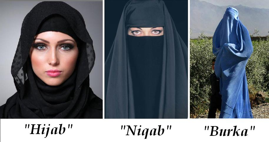 Hijab, Niqab and Burka FAQ
