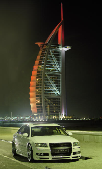 Only In Dubai: 22 Luxurious Vehicles