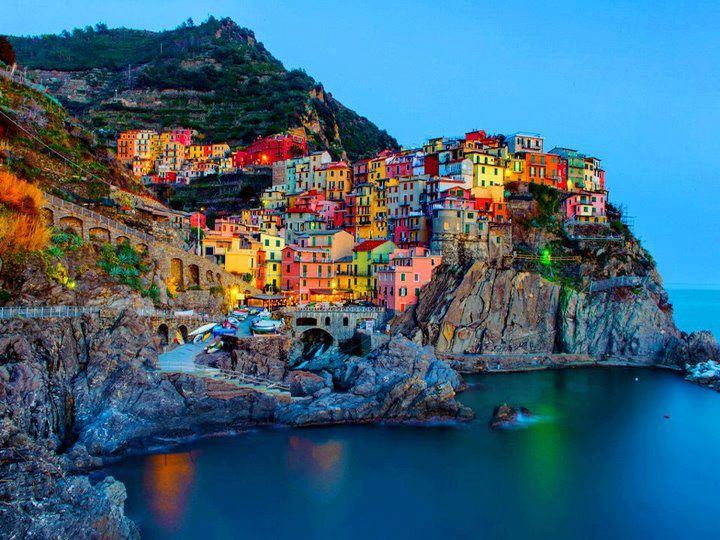 14 Most Beautiful and Colorful Villages in the World