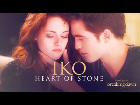 """Heart Of Stone"" by Iko : Twilight Saga Soundtrack"