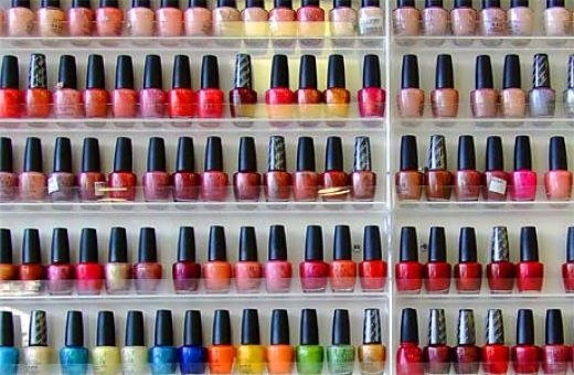 A History of Nail Polish and Facts