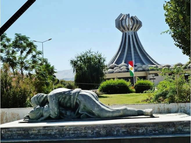 March 16, 1988: 27th Anniversary of Worst Chemical-Weapon Massacre In History, Saddam Hussein's Attack On Halabja in Iraq