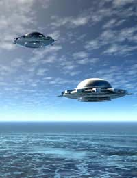 What are Unidentified Flying Object (UFO) and  Unidentified Submerged Objects (USO) ?