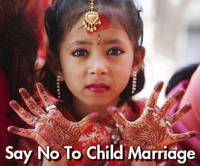 Child Bride: Every year, 10 million girls around the world are forced into marriage before they turn 18.