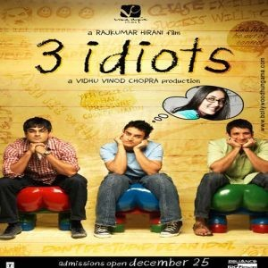 MOVIE: 3 Idiots (2009) Trailer and Some Funny Scene Videos