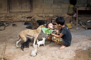 (X)Laos_Village_Life_III_by_emrerende