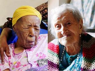 A world apart: 2 women with birthdates in 1800s still alive