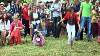 Lithuanian Village Holds 'Most Glamorous' Goat Beauty Contest