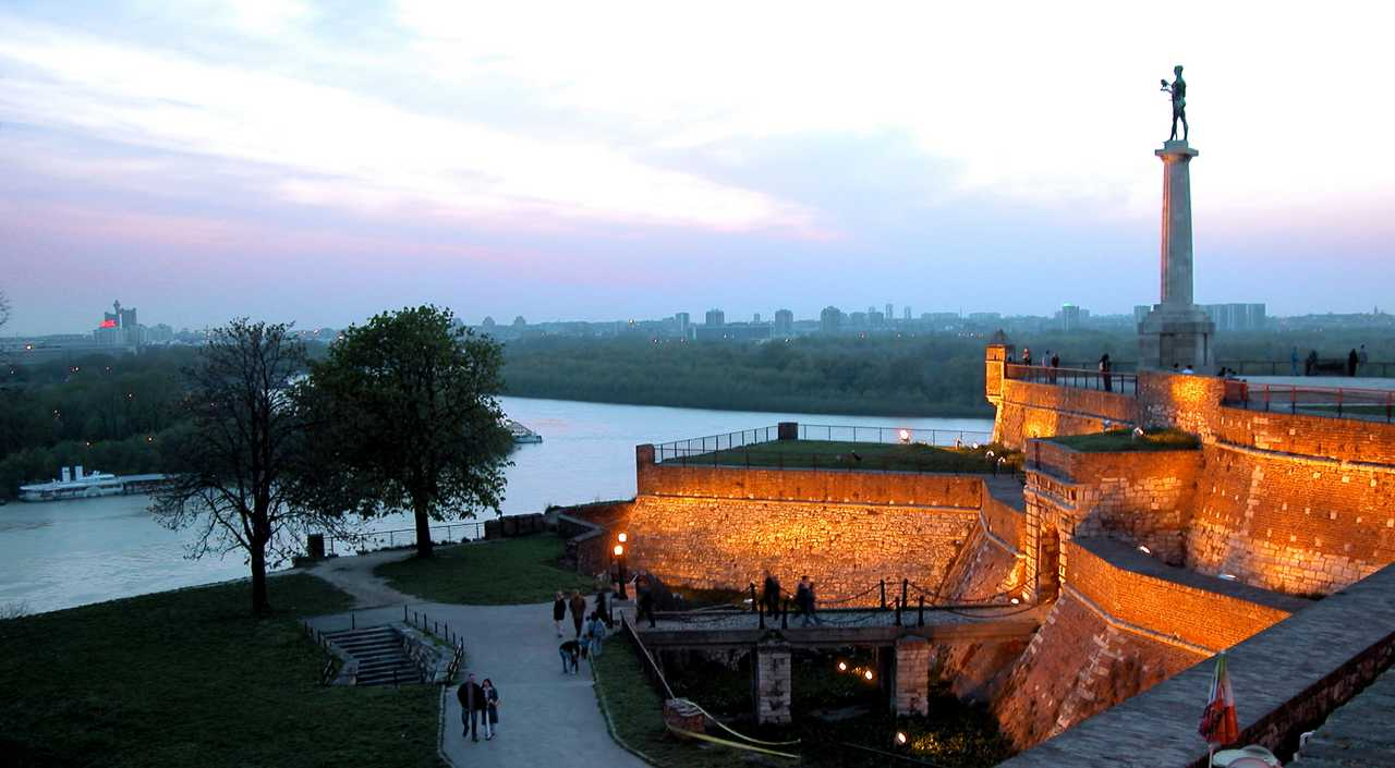 Serbia and Some of Beautiful Destinations