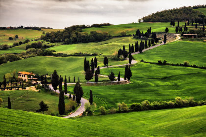 Tuscany , Italy and Some Beautiful Destinations With Photos