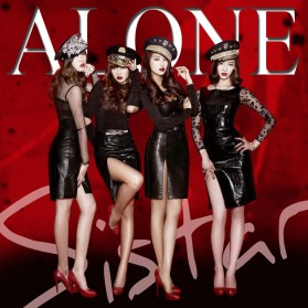 Alone by Sistar Lyrics