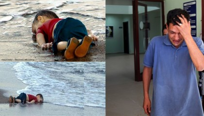 Aylan Kurdi: The Lifeless Body of a Toddler Found on a Mediterranean Beach Sent Shock Waves Around the World