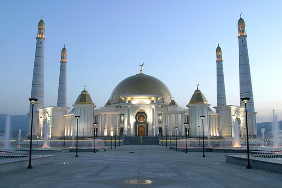 Ashgabat,Turkmenistan: The City of White Marble and The Seventh Least Visited Country in the World