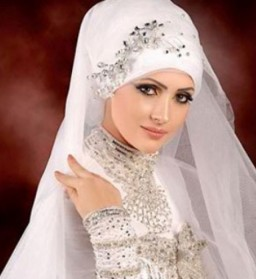 FASHION: Hijab For Wedding
