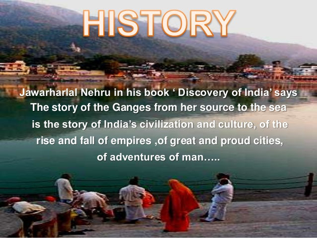 Ganges River, One Of The Most Popular Pilgrimage Site Around The World