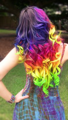 Gorgeous and Beautiful Hair Colors and Styles