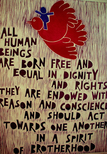 December 10: International Human Rights Day